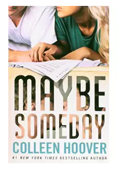 Maybe Someday Book Image