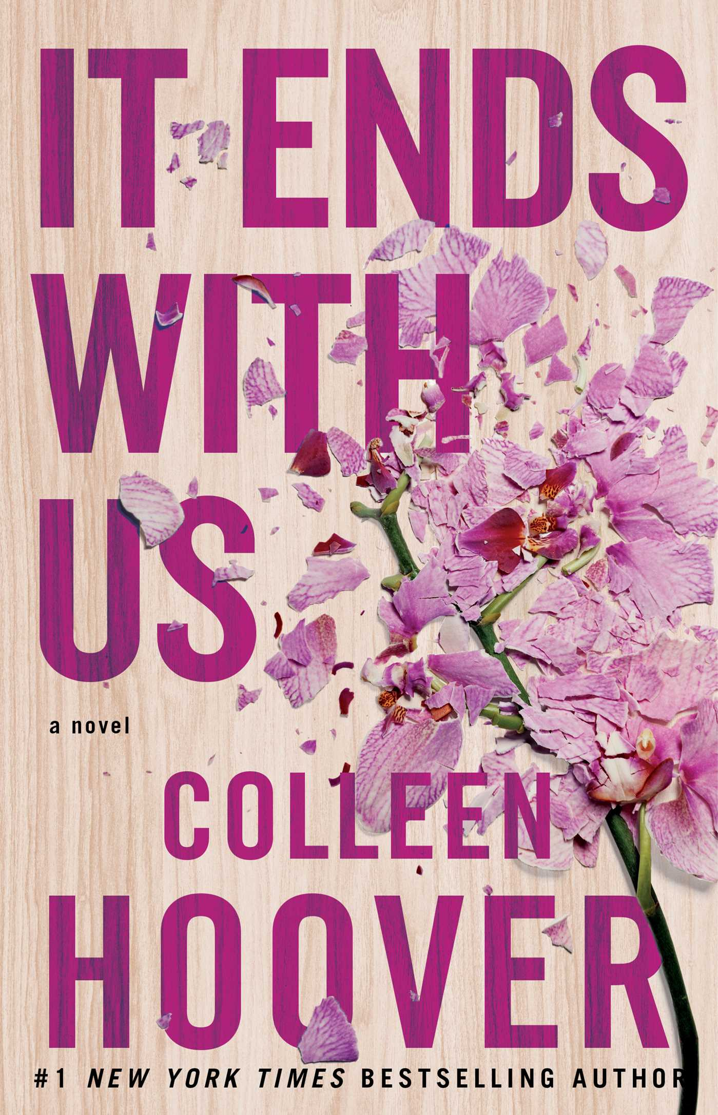 It Ends With Us Book Image