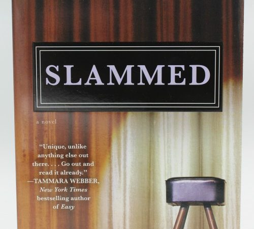 Slammed Book Cover Lightbox