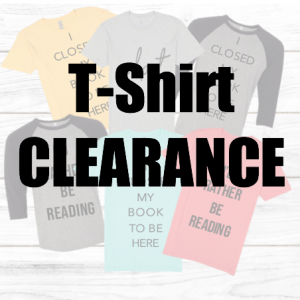 T-Shirt Clearance