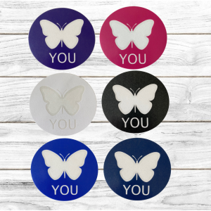 Butterfly You Decal